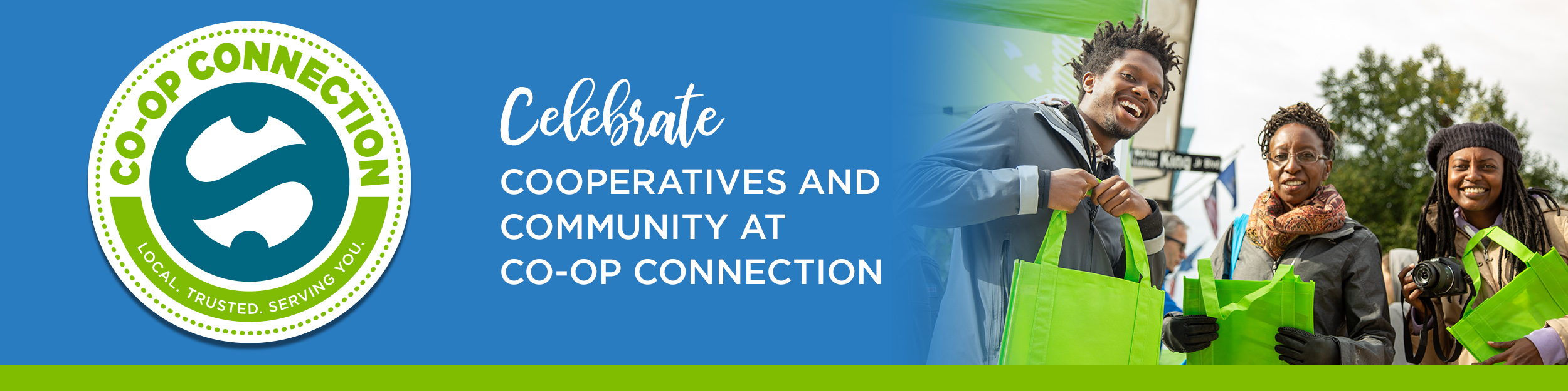 Celebrate Cooperatives and Community at Co-op Connection